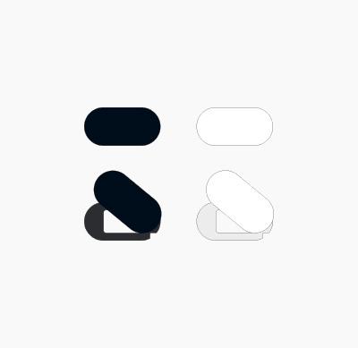 Badge4u – Camera cover obrotowy owal – Osłona na kamerę
