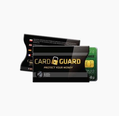 Badge4u – Cardguard – Etui na kartę