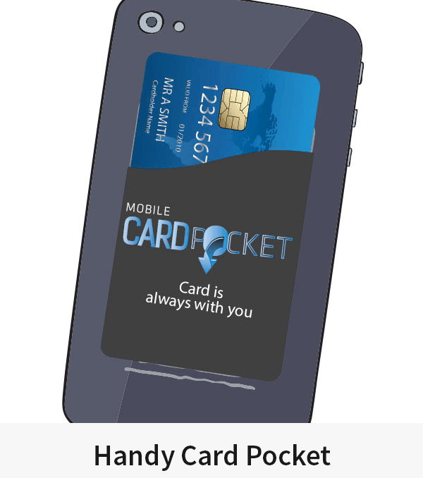 Handy Card Pocket