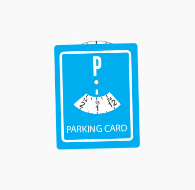 Badge4u – Karta parkingowa