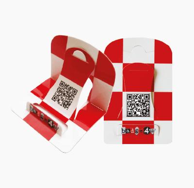 Badge4u – Kartonik – Stojak na telefon