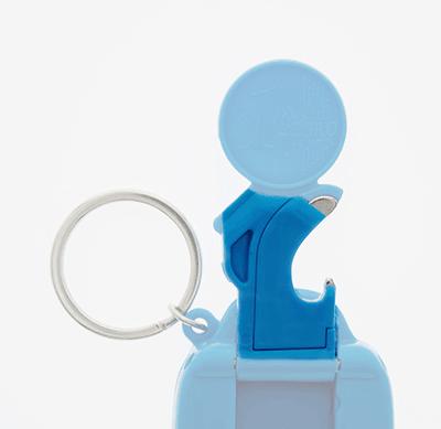 Badge4u – Keychain 5in1 – Otwieracz do butelek