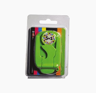 Badge4u – Keychain 5in1 – Pakowanie blister