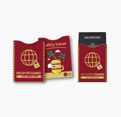 Badge4u – Security card – Passport guard