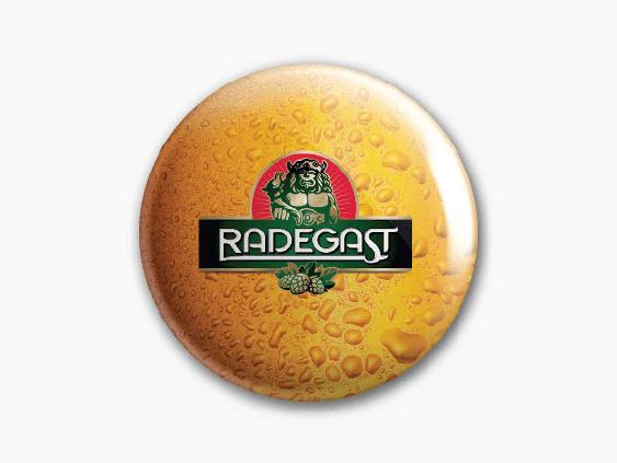 Badge4u – Znaczek – Druk cyfrowy