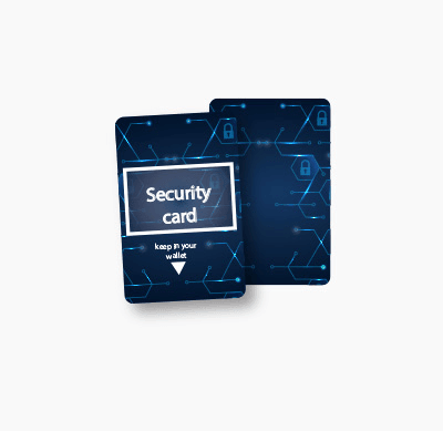 Badge4u – Security card – Karta blokująca RFID