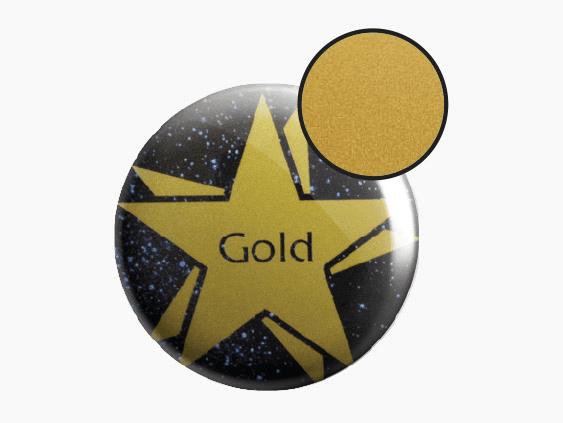 Badge4u – Złoty papier