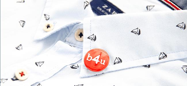 Badge4u – Znaczek na szprychę