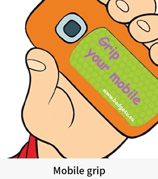Mobile grip